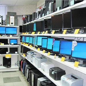 Компьютерные магазины Анивы